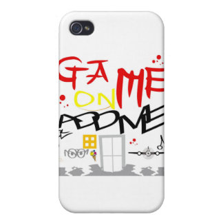 GAME ON COVER FOR iPhone 4