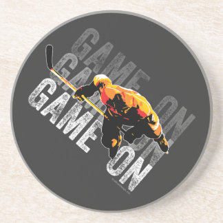 Game On Drink Coaster
