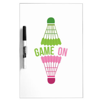 Game On Dry-Erase Whiteboards