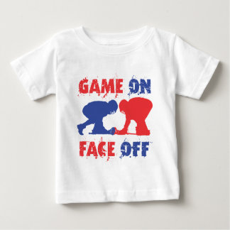 Game On, Face Off Baby T-Shirt