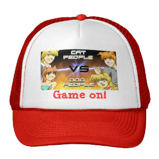 Game on! Hat