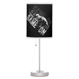 Game On (Hockey) Desk Lamp