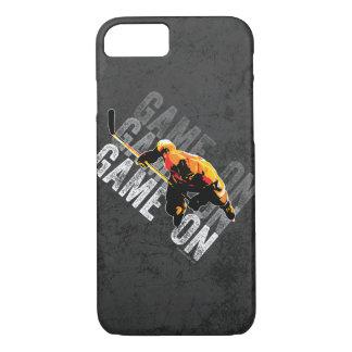 Game On (Hockey) iPhone 7 Case