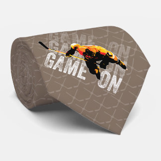 Game On (Hockey) Tie