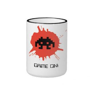 Game On Invaders Mug
