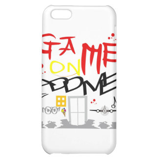 GAME ON iPhone 5C CASE