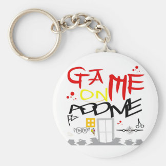 GAME ON KEY CHAIN