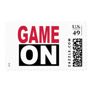 Game on stamp