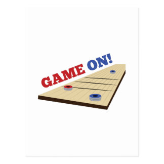 Game On! Postcard
