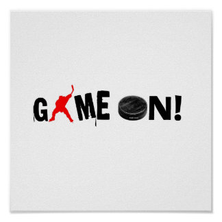 GAME ON! POSTER