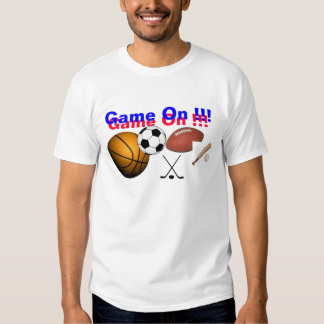Game On Shirts