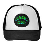 GAME ON! TRUCKER HATS