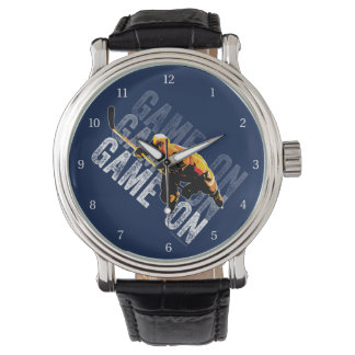 Game On Wristwatch