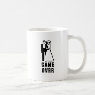 GAME OVER 3 MUG