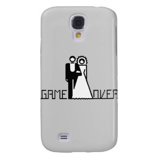 GAME OVER 4 SAMSUNG GALAXY S4 COVERS