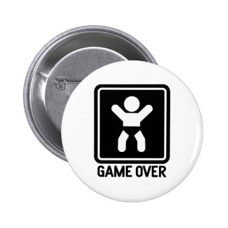 Game Over Baby Button