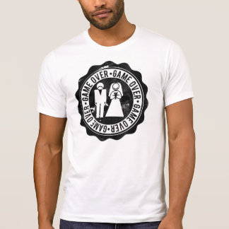Game Over - Bachelor Party T-Shirt