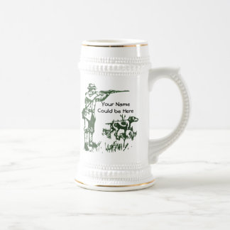 Game Over Beer Stein