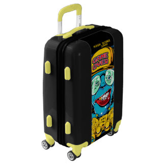 Game Over Carry-on Luggage