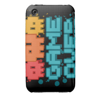 Game Over iPhone 3 Cover