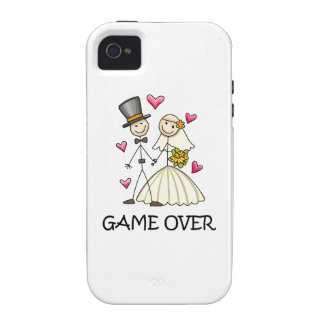 Game Over iPhone 4/4S Cover