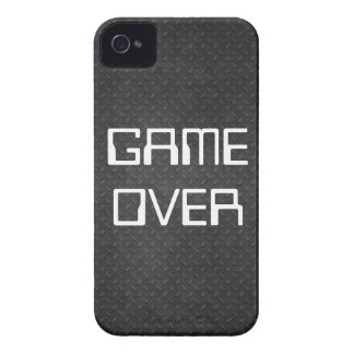 GAME OVER iPhone 4 CASES