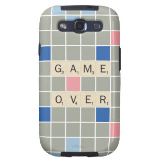 Game Over Samsung Galaxy S3 Covers