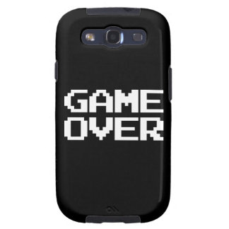 Game Over Galaxy S3 Cases