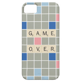 Game Over iPhone 5 Cases