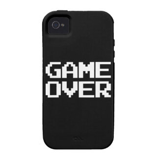 Game Over Vibe iPhone 4 Case