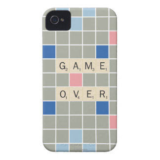 Game Over iPhone 4 Case-Mate Cases