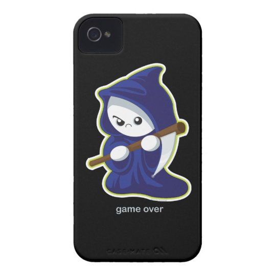 Game Over Case-Mate iPhone 4 Case
