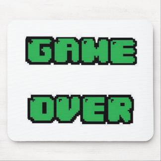 GAME OVER Collection Mouse Pad