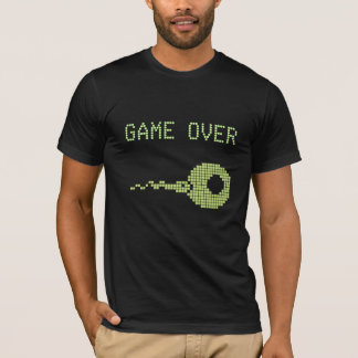 Game over!! Cool dad to be shirt