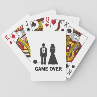 Game Over Deck Of Cards