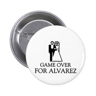 Game Over For Alvarez Pins