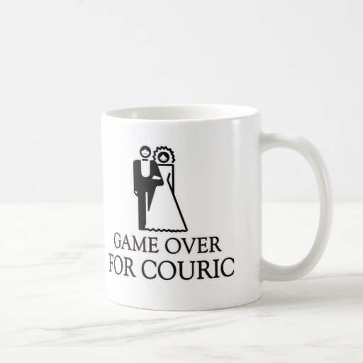Game Over For Couric Mugs