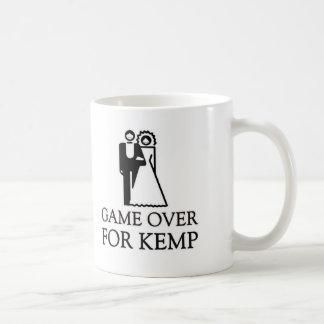 Game Over For Kemp Mug