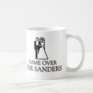 Game Over For Sanders Mug