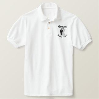 Game Over - Groom Polo Shirt