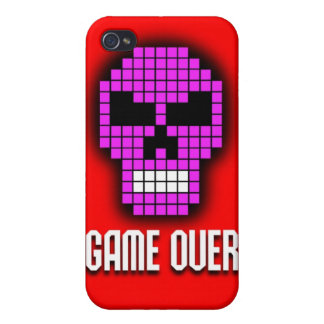 Game Over iPhone 4 Speck Case iPhone 4 Cover