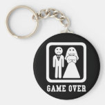 Game Over Key Chain