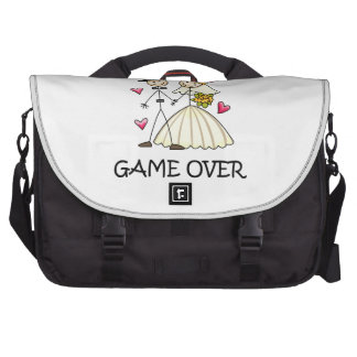 Game Over Computer Bag