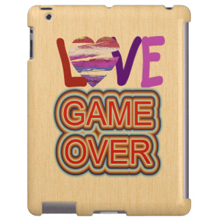 Game Over Love and Heart