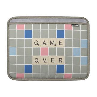 Game Over MacBook Air Sleeve