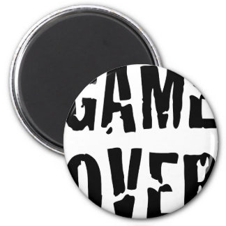 game over magnet