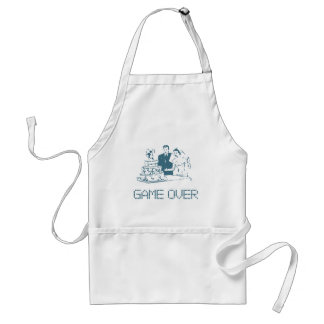 Game Over (Marriage) Adult Apron