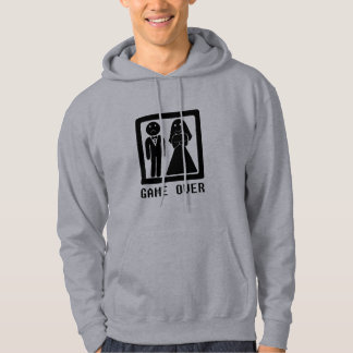 Game Over (marriage) Hoodie