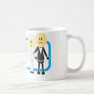 Game Over Marriage (Miis) Mugs