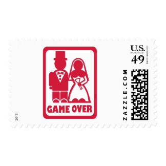 Game over - Marriage Stamp
